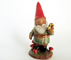 Gnome with Caterpillar