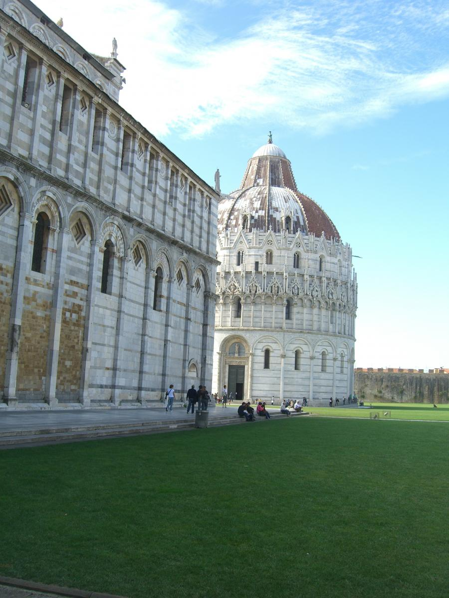 Day 3 - Pisa, Italy - catherdral_bapitstry
