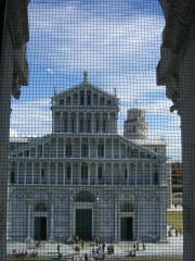 Day 3 - Pisa, Italy - bapitstry_looking_at cathederal_and_tower