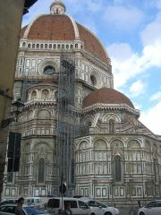 Day 2 - Florence, Italy - On our way to Bargello Museum - Duermo