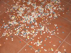 Day 4 - Carlo Zauli Contemporay Artist Show2 - Porcelain Confetti