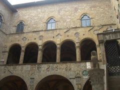 Day 2 - Florence, Italy - Bargello Museum
