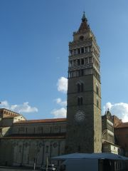 Day 2 - Pistoia, Italy - tower