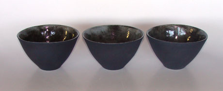 Black clay - Chinese bowl
