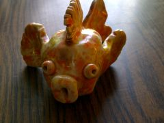 """Pigfish"" (Nambed by my grand daughter)"