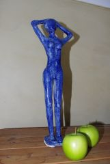 Figure, 12 inches high (30cm)
