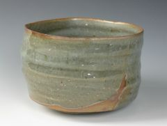 Jade Crackle Chawan