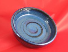 Another blue bowl