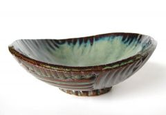 Mountain Sky Rice Bowl, 6.75 x 2.2 inches