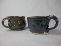 Quilted Mugs/Soup bowls