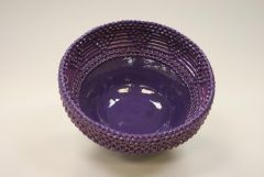 Medium Purple Bowl