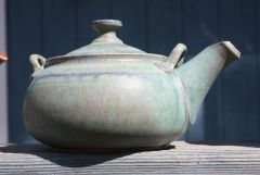 Sept Tea pot in sun
