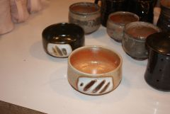 Tea Bowl and such from 1st fire