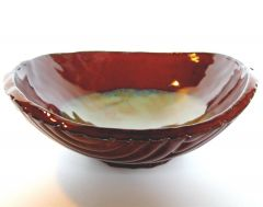 Scarlet Rice Bowl, 6.75 x 2.2 inches