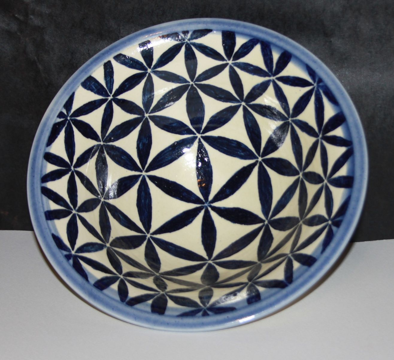 Flower of Life Bowl