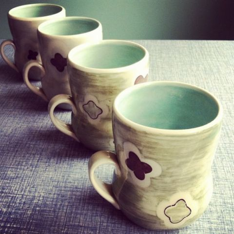 some mugs circa 2014ish