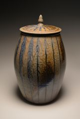 Striped Jar