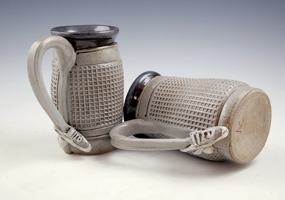 Tennis Net Mugs