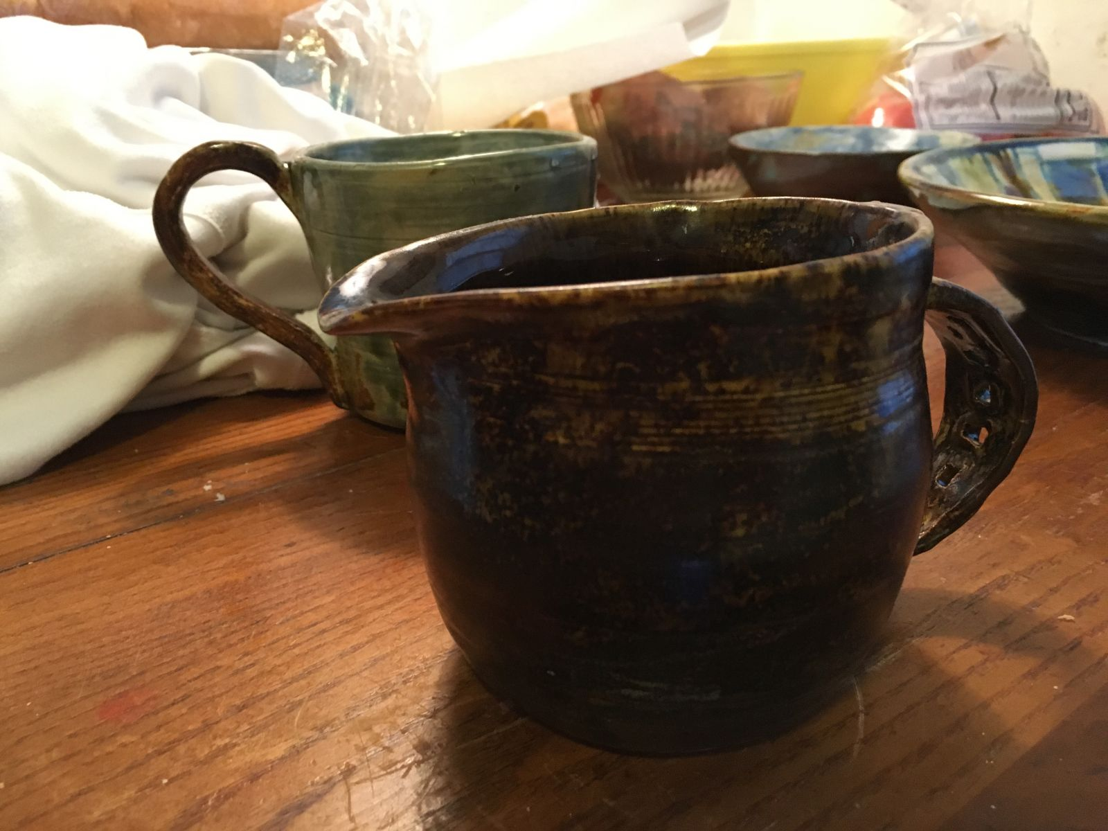 Pitcher fired twice ,first too low then too high