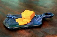 Blue Lagoon Cheeseboard Second Try