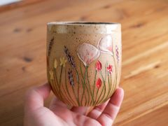 Wildflower cup