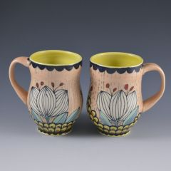 Dawn Ferguson Cup Pair