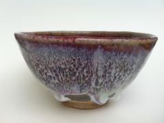 Chawan ( tea bowl  for the Japanese tea ceremony)