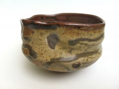 Chawan  (tea bowl for the Japanese tea ceremony)