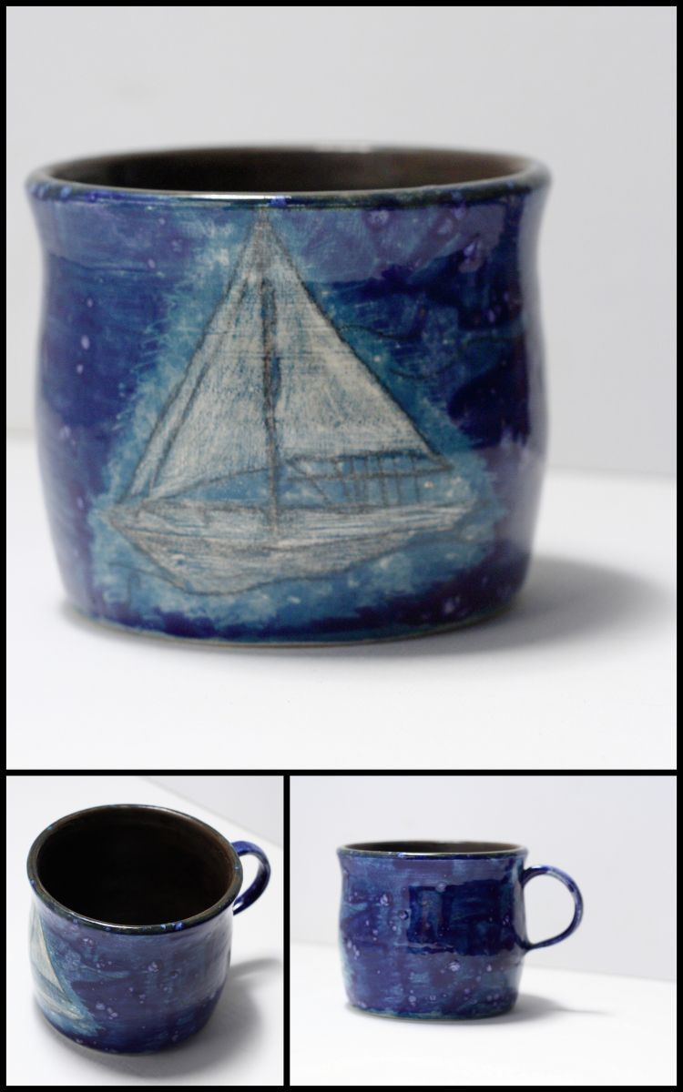 A Sailor's Life For Me Mug