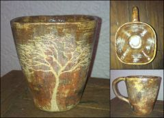Sgraffito - A Mug For Dad