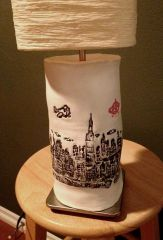 second  luminary lamp