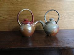 Gas And Wood Teapots