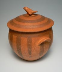 bird bean pot