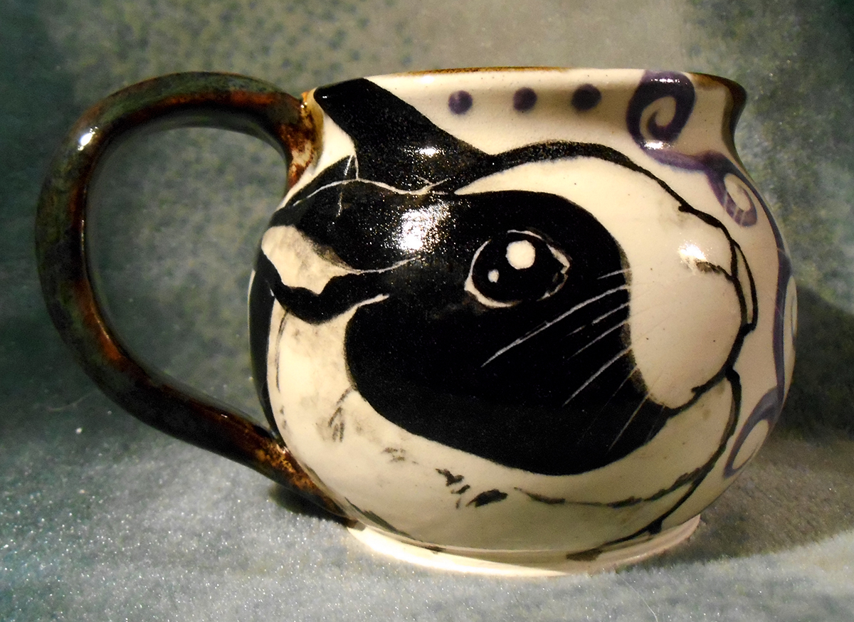 Dutch Rabbit Mug