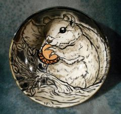 Squirrel Ramen Bowl