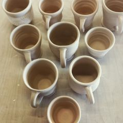 10 mugs and cups!