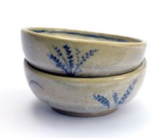Two nested bowls
