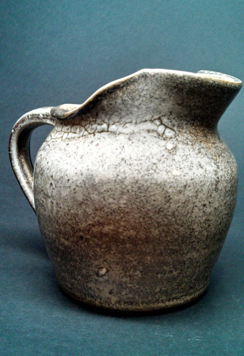Malcolm Shino Stoneware Pitcher