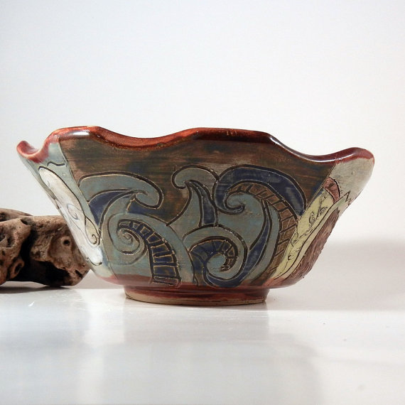 Four elements bowl