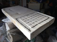 Currie Tile Mold Whole Bat