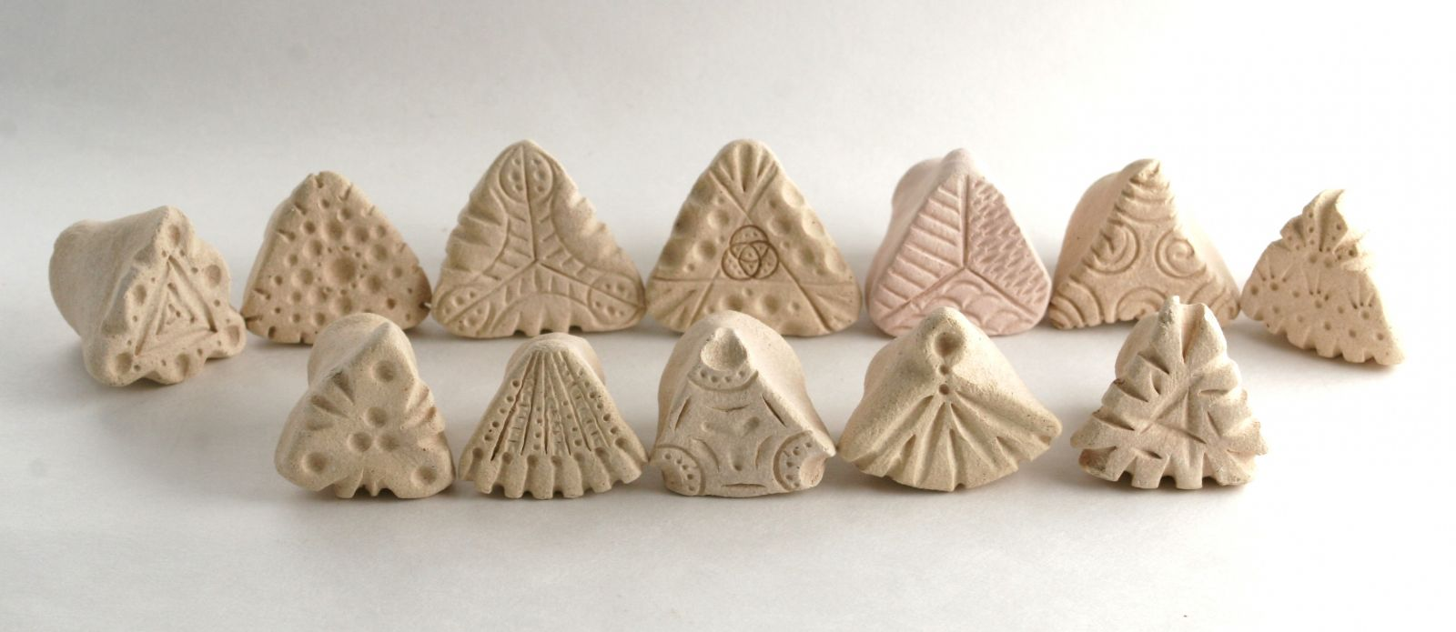 Triangle Texture Stamps