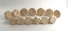 Round Texture Stamps