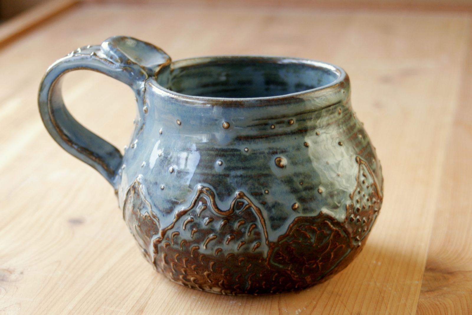 My Second Wheel Thrown Mug I Ever Made Browse Member Galleries Ceramic Arts Daily Community