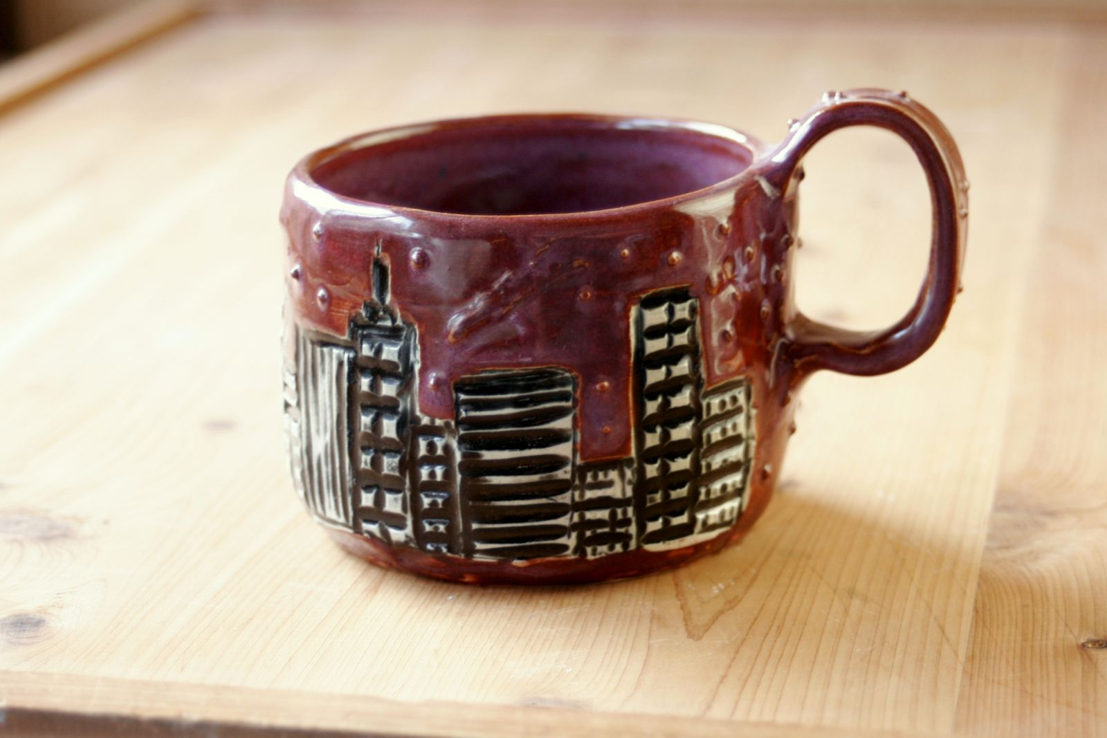 My Very First Wheel Thrown Mug Browse Member Galleries Ceramic Arts Daily Community