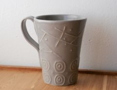 Custom Request Modern Art Mug