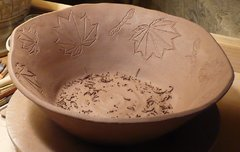 Vine maple_greenware1.jpg
