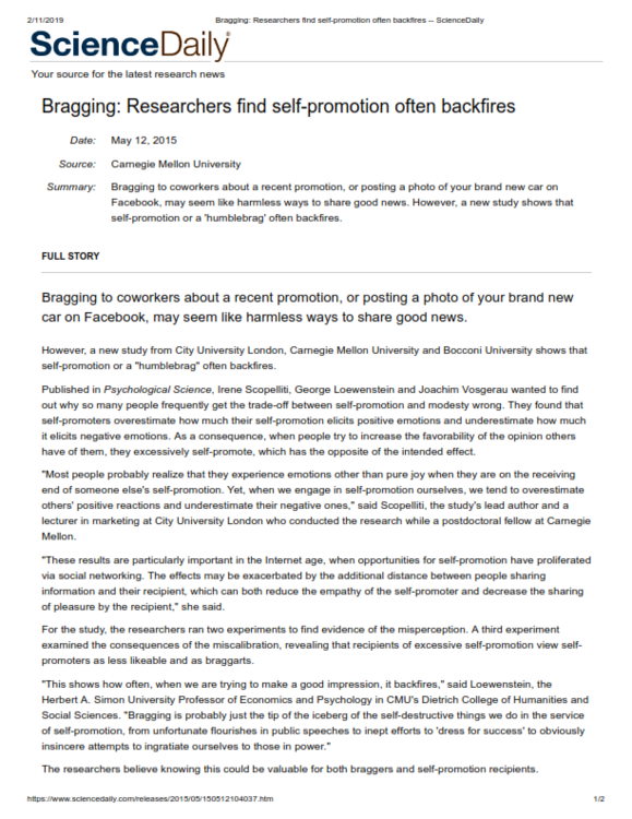 Bragging_ Researchers find self-promotion often backfires -- ScienceDaily_001.png