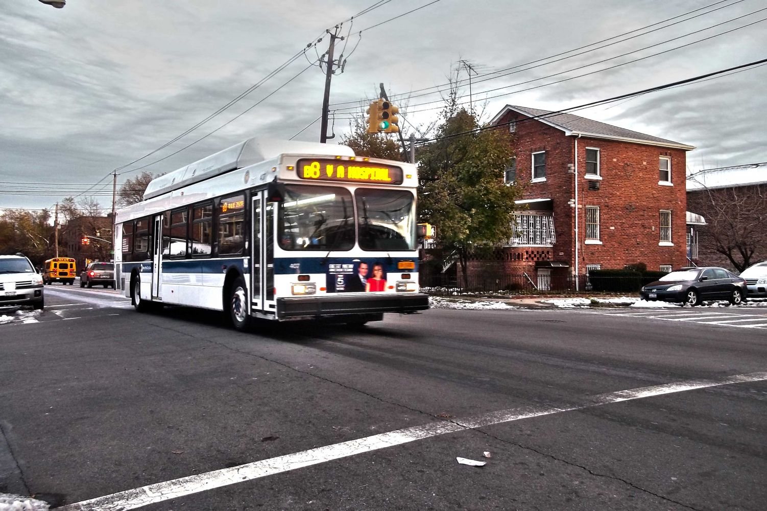 MTA NYCT 2012 New Flyer C40LF #407