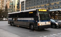 MCI D4500CT 2300 @ West St