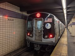 R179 C Train at Euclid Av